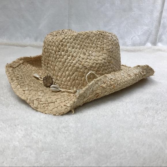 63ef1914 Panama Jack Accessories   Straw Hat Size One Size   Poshmark